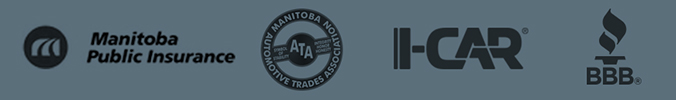 Authorized Certifications - BBB, I-CAR, ATA, Manitoba Public Insurance