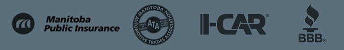 Authorized Certifications - BBB, I-CAR, ATA, Manitoba Public Insurance