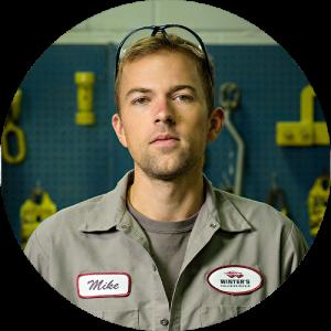 Michael Winter - Lead Technician at Winter's Collision Repair
